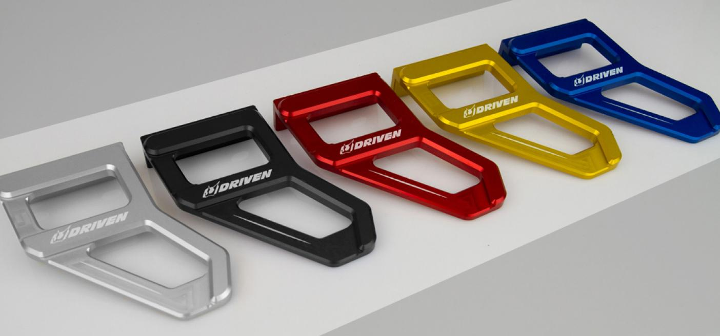 New Product Driven Universal Toe Guard Driven Racing