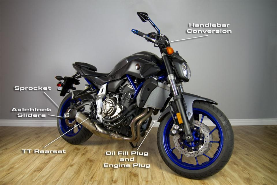 Yamaha Fz Oil